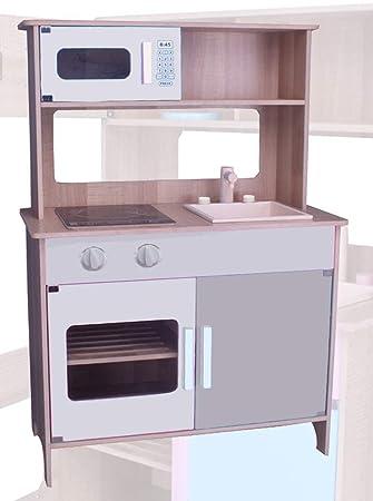 Kinderküche #783 Spielküche Küche Holzküche Kinder Holzspielzeug ...