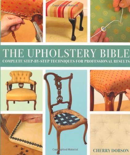 Download The Upholstery Bible pdf epub