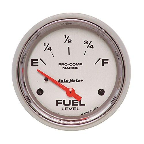 Auto Meter AutoMeter 200761-35 Ultra-Lite Gauge, Fuel Level, 2 5/8