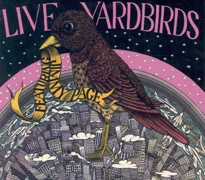 YARDBIRDS - LIVE YARDBIRDS + 2