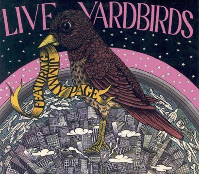 YARDBIRDS - LIVE YARDBIRDS + 2 by Lost Diamonds