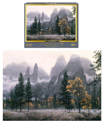 Pastime puzzles cathedral snow 1000-piece puzzle