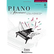 Level 3A - Lesson Book: Piano Adventures