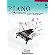 Piano Adventures: A Basic Piano Method, Level 3A