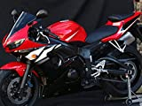 Moto Onfire Aftermarket Red Black ABS Plastic Fairing Kit...