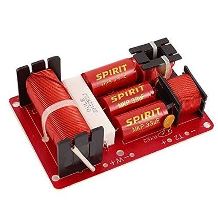250W de alta fidelidad Crossover Filtros Divisor de frecuencia