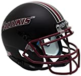 SOUTHERN ILLINOIS SALUKIS NCAA Schutt XP Authentic MINI Football Helmet SIU (MATTE BLACK)
