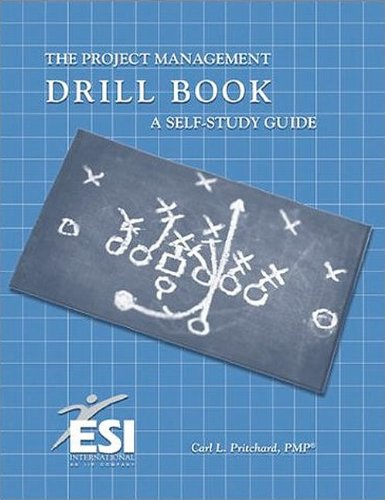 Read Online Project Management Drill Book: A Self-Study Guide pdf