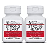 Strong Heart 30 Count (2 Pack) Omega 7 All