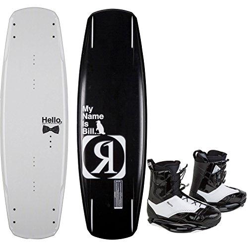 Ronix Bill ATR S Wakeboard Mens 140cm + Ronix Frank Boots Sz 10