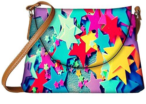 Snoogg Sac de plage, Multicolore (multicolore) - RPC-3330-SPUBAG