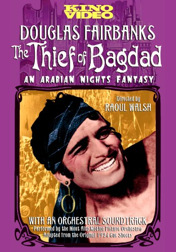 The Thief of Bagdad (1924) (Movie)