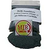 MJR Tumblers 2 lb Silicon Carbide 50 Rock Grit