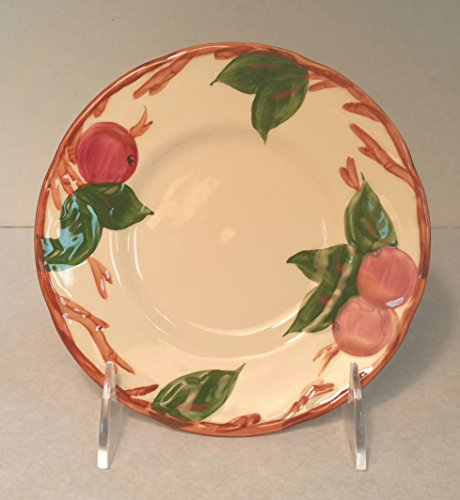 Franciscan Apple Bread Plate, 6 inches, Made in England, 1984+