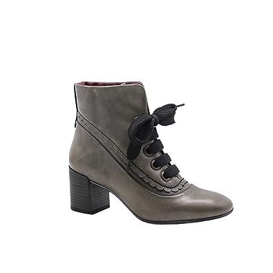 Dkode Damen Stiefelette Ginnie, Taupe   Amazon    Schuhe & Handtaschen 06b39d