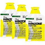 WINZONE ENERGY GEL(ウィンゾーン エナジージェル)パイナップル風味 3袋入り