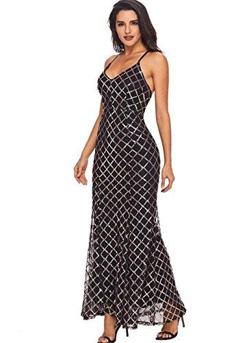 Dress A Negro With Cotton Tyaw Waist High Color Length Skirts Women Medium 6ExxZY