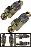 M10-1.0 X 35mm APDTY 23810 Brake Bleeder Screws