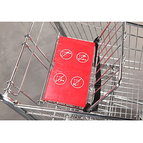 New Extra Tough Steel Quality Grocery Shopping Carts 36'' h X 30'' l by Store Shopping Cart (Image #5)
