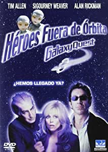 Heroes Fuera De Orbita [DVD]