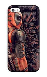 Durable Protector Case Cover With Deadpool Hot Design For Iphone 5/5s