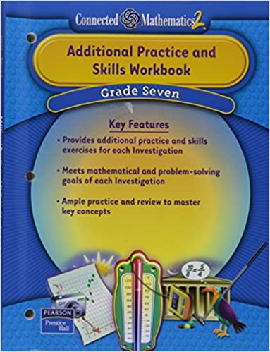 Prentice hall connected mathematics grade 7 additional practice prentice hall connected mathematics grade 7 additional practice workbook 2006 student edition fandeluxe Image collections