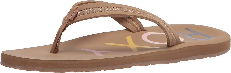 Wmns ROXY Tan VISTA II Sandale Flip Flop