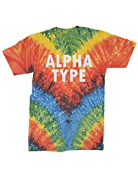 Expression Tees Alpha Type Mens T-Shirt