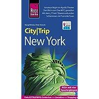 Reise Know-How CityTrip New York: Reiseführer mit Faltplan und kostenloser Web-App