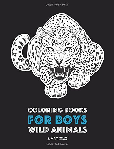 Coloring Books Boys Teenagers Relaxation product image