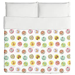 Kids Outdoor Fun Duvet: Queen