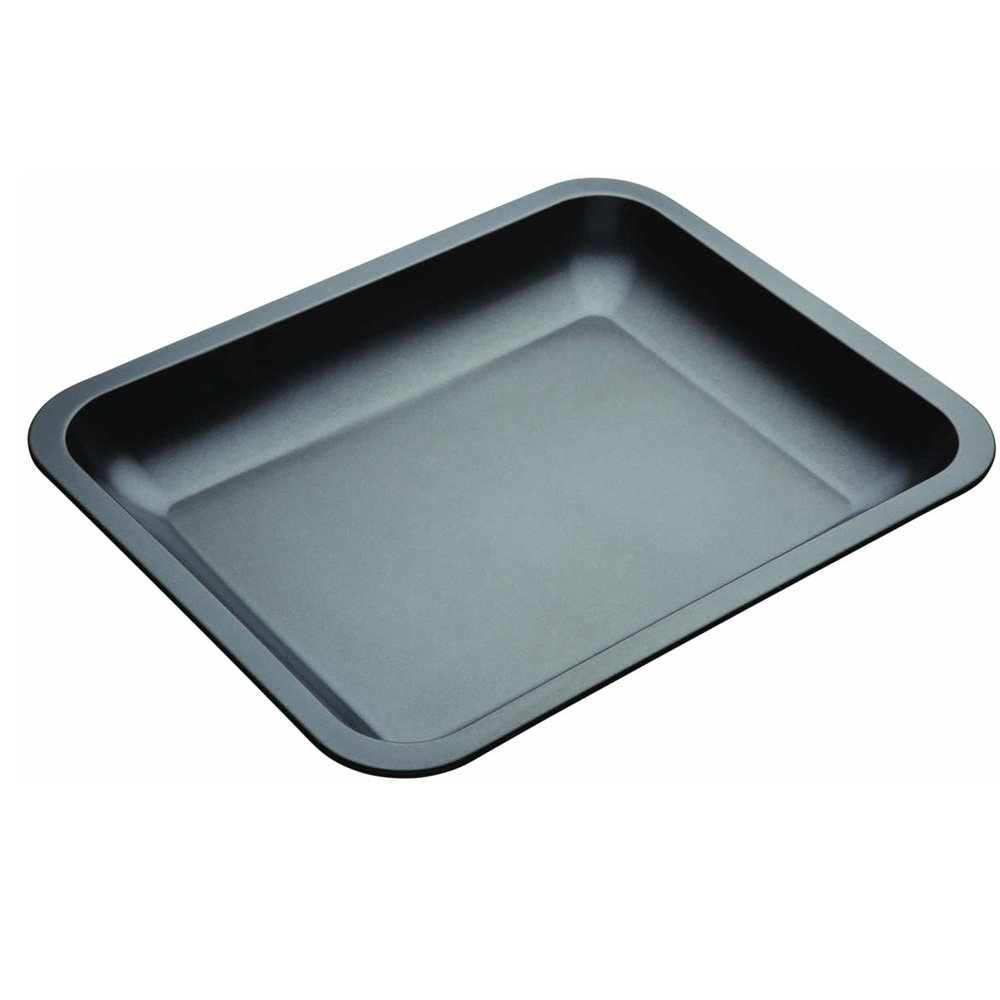 MasterClass Non-Stick Sloped Roasting Tin, 33 x 25.5 cm (13
