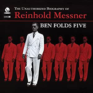 Unauthorized Biography Of Reinhold Messner [LP]