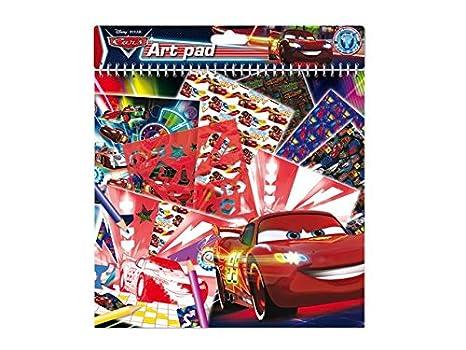 Vamos - Juguete de manualidades Cars Disney Cars (5440)