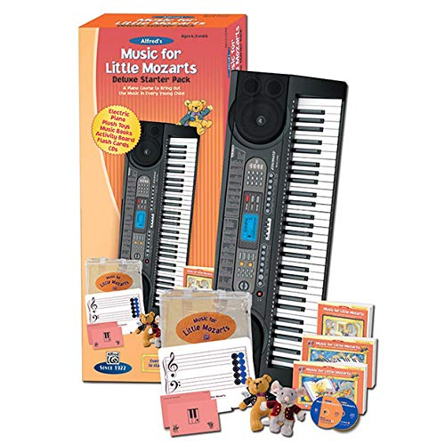 Music for Little Mozarts: Deluxe Starter Pack