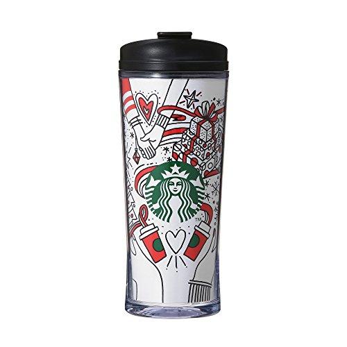 홀리데이2017홀리데이 컵 텀블러 355ml 스타벅스 스타벅스 Starbucks holiday Tumbler
