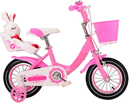 JIAYING Bicicletas infantiles Bicicletas for niños bici del ...
