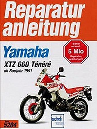 repair manual 600 048 5204 yamaha xtz 660 t n r 1991 onwards x rh amazon co uk yamaha xt 600 tenere repair manual Yamaha XT 600 Tenere