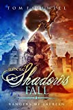 Where Shadows Fall: (Rangers of Laerean, #2)