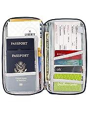 CoWalkers Organizador de documentos de viaje, billetera de viaje, titular de pasaportes