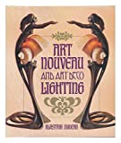 Art Nouveau and Art Deco Lighting, Alastair Duncan, 0671243071