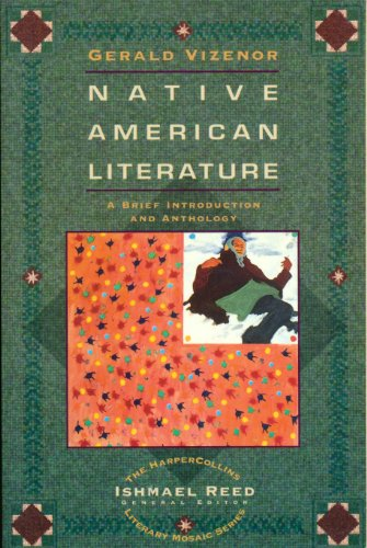 Native-American Literature: A Brief Introduction & Anthology