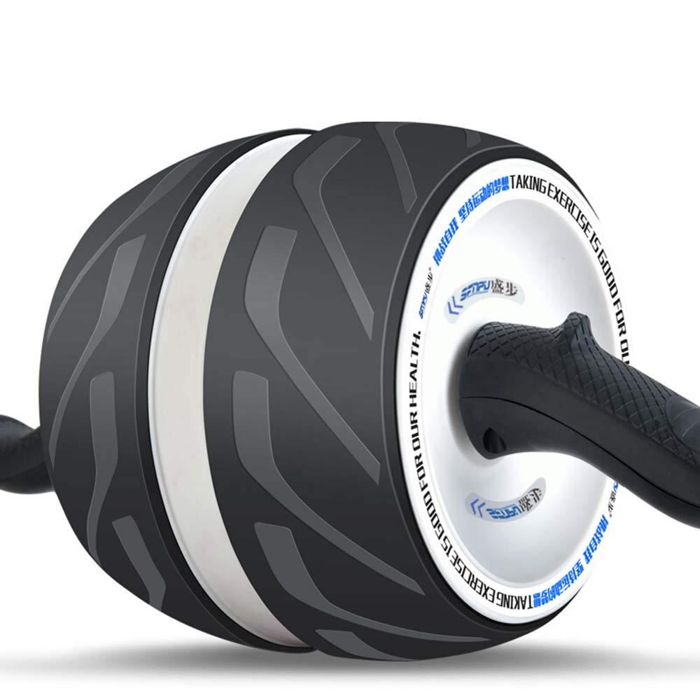 Ruota addominale macchina automatica rimbalzo ruota gigante attrezzature per il fitness sport 3 colori opzionali FIOFE