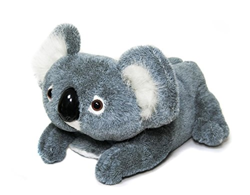 Indoor Fuzzy Winter Animal Koala Slippers for Adult Women Men Boys Girls