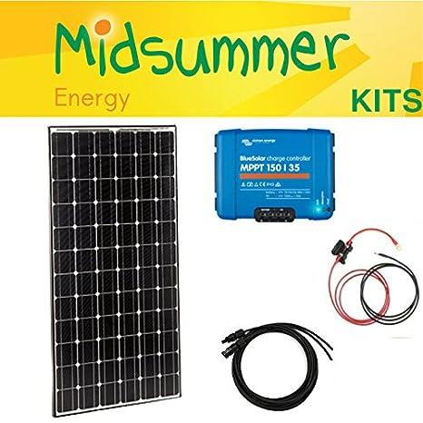 240 W Panasonic Premium de alta eficiencia Kit de carga solar ...