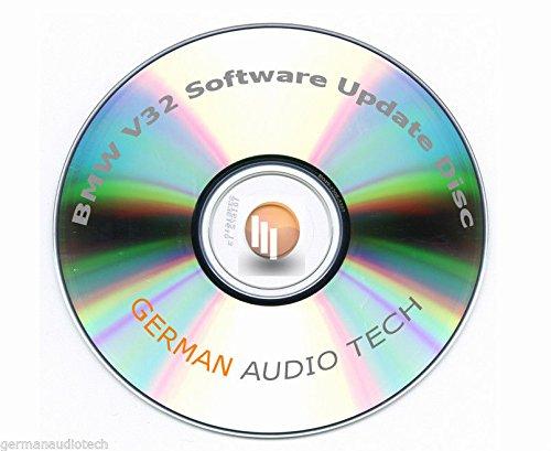 Latest V32 Firmware Update for BMW E65 E66 7-Series SOFTWARE FIRMWARE DVD GPS NAVIGATION SYSTEM UPDATE DISC CD 2002 2003 2004 2005 2006 745i 745li 750li 760li ()