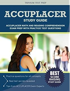 ACCUPLACER®: Bob Miller's Math Prep (College Placement Test ...