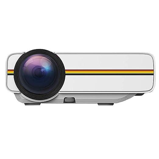 Práctico Proyector Proyectores de Video Yg400 1.5-3M 50-100 ...