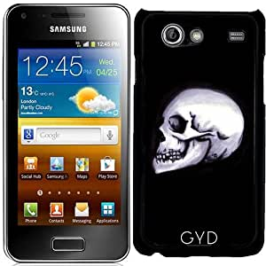 Funda para Samsung Galaxy S Advance (i9070) - Iii Huesos by zombierust