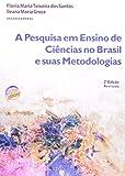 capa de A Pesquisa em Ensino de Ciências no Brasil e Suas Metodologias